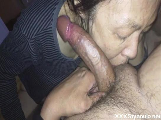 Chinese amateur big cock