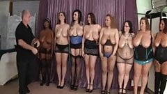 Young milf plump orgy