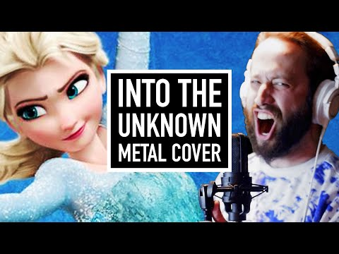 Into the unknown male cover