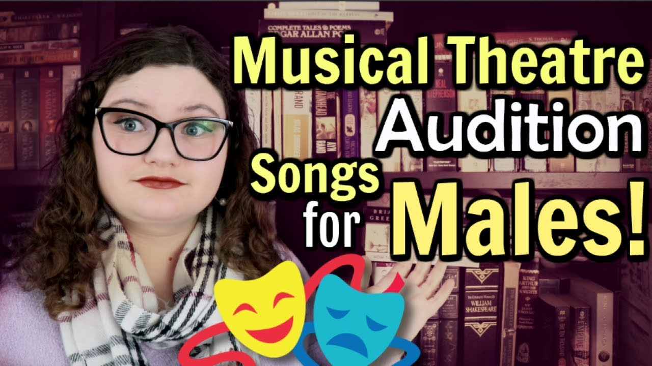 Popular audition songs for males